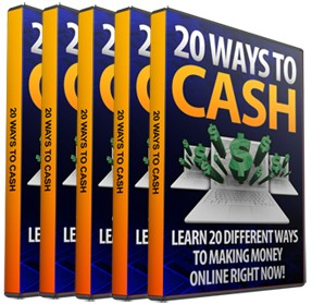The 20 Ways To Make Money Online