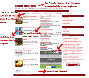 RedSense Wordpress Theme >> Increase 300% of your Adsense CTR, Fast Loading, Cool Design!