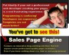 Sales Page Engine