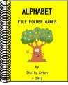 Alphabet File Folder Games (Grades PK-K)