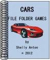 Cars File Folder Games (Grades PK-1)