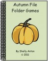 Autumn File Folder Games (Grades PK-1)