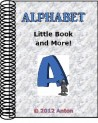 Alphabet Printable Little Book plus Activities (Grades PK-K)