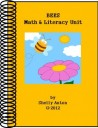 Bees Math and Literacy Thematic Teaching Unit (Grades 1-2)