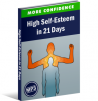 High Self Esteem In 21 Days Hypnosis Audio Programme