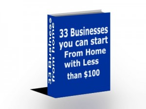 real home based businesses work