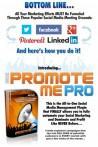 IMSC Promote Me Pro - The ULTIMATE Automated Social Media Management Plugin