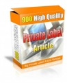 New 900 plr Articles