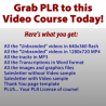 Rapid Magnet Blueprint (PLR)